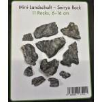 Minilandschaft - Steinset Seiryu Rock